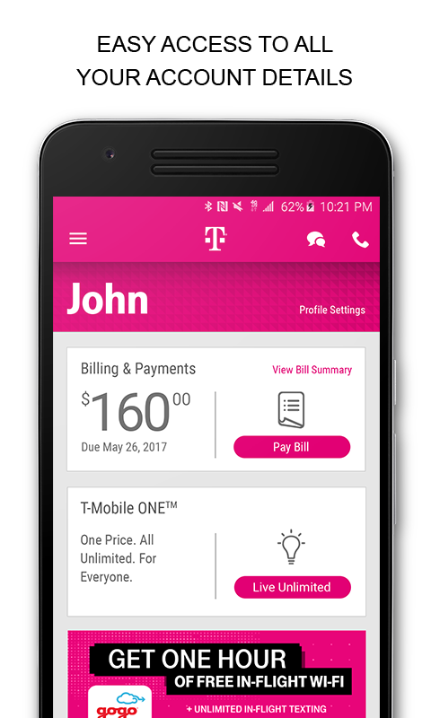 T-Mobile Android 3