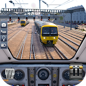 Real Metro Train Sim 2018 Android APK Download Free By Merry Soft Studio