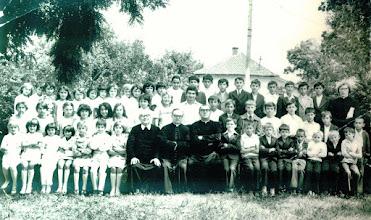 Photo: Tiszaszentimre, Tomajmonostora, újszentgyörgy katolikus egyházközség 1976