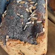 VEGAN GF Fruit Loaf