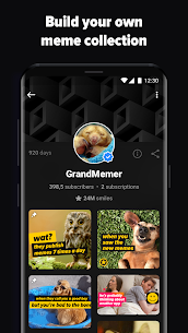 iFunny Apk– fresh memes, gifs and videos 4