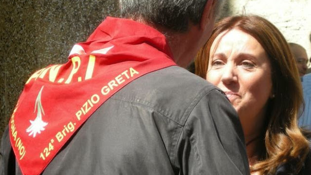 Franca Biondelli  Sottosegretario di Stato al Ministero del lavoro e delle Politiche sociali
