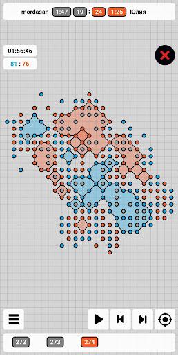 dots - not a go screenshot 1