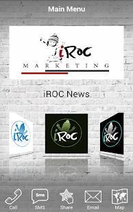 iROC Marketing screenshot