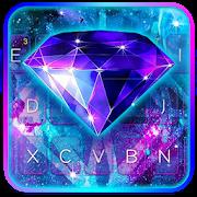 Galaxysparkle Keyboard Theme