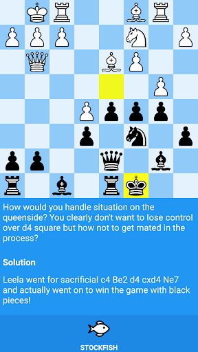 Alien Chess screenshot 7