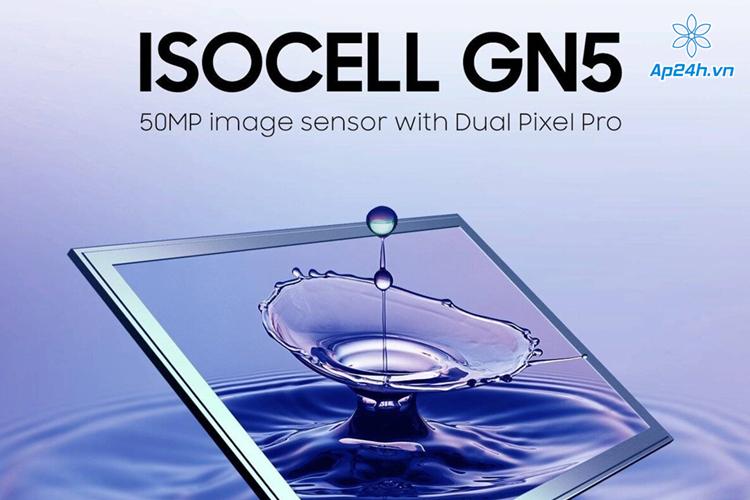 ISOCELL GN5 là phiên bản kế nhiệm GN2 năm ngoái
