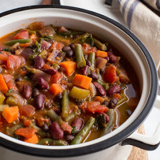 Harvest Minestrone with Kale