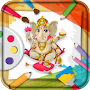 Coloring Book Ganesha APK icon