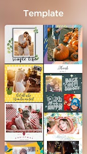Pic Collage Maker, Photo Editor – FotoCollage v5.0.1 [Pro][SAP] 4