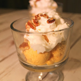 No Churn Pumpkin Ice Cream
