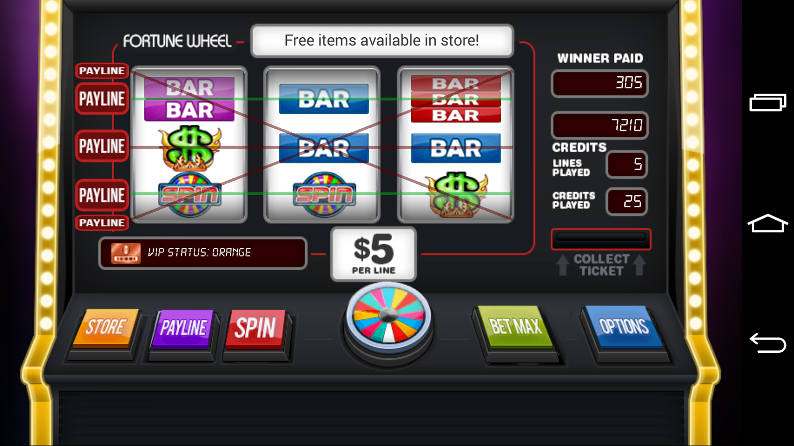 Fortune Wheel Slots 2- screenshot