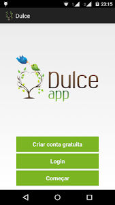 Dulce App - Doações screenshot 0