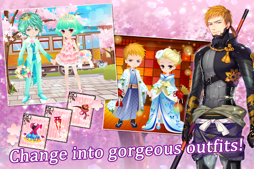 Destiny Ninja 2 / otome games love story - screenshot