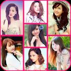 collage de photos icon