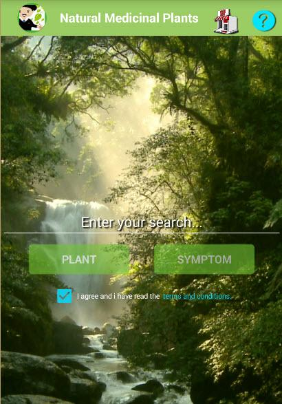 NATURAL MEDICINAL PLANTS- screenshot