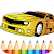 Cars Coloring Book file APK for Gaming PC/PS3/PS4 Smart TV