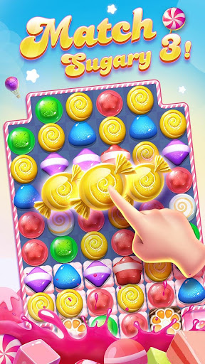 Candy Charming - 2019 Match 3 Puzzle Free Games for Android apk 1