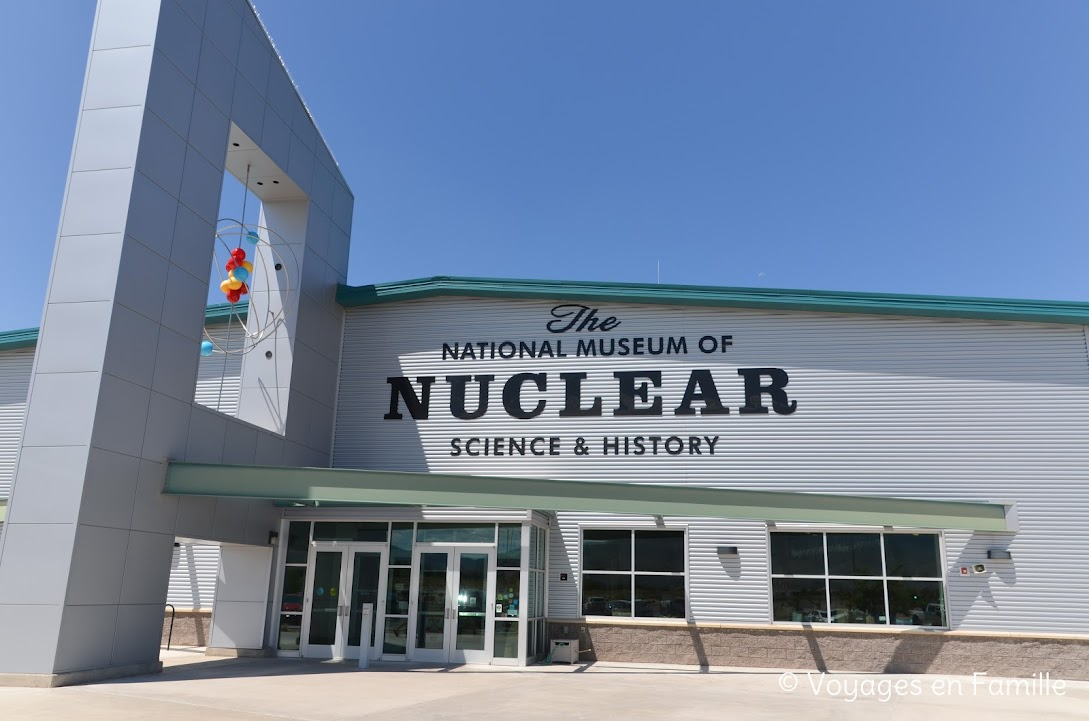 museum of nuclear science and history