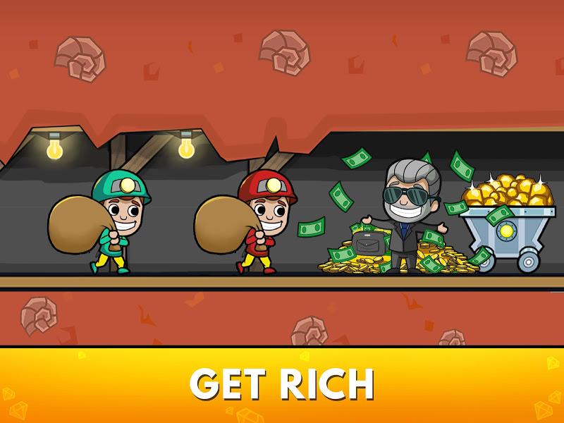 Idle Miner Tycoon - Mine Manager Simulator Screenshot 9