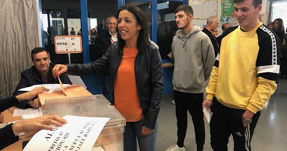 """Ciudadanos Almería vota y pide """"libertad para hacerlo en toda España"""""""