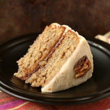 Photo: Banana Cardamom Cake with Browned Butter Frosting