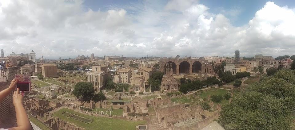 Foro Romano Main Complex