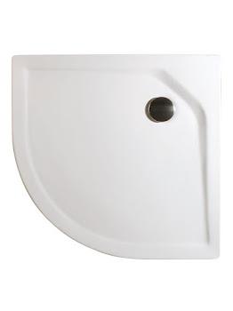 Quart de cercle, rayon 550 mm