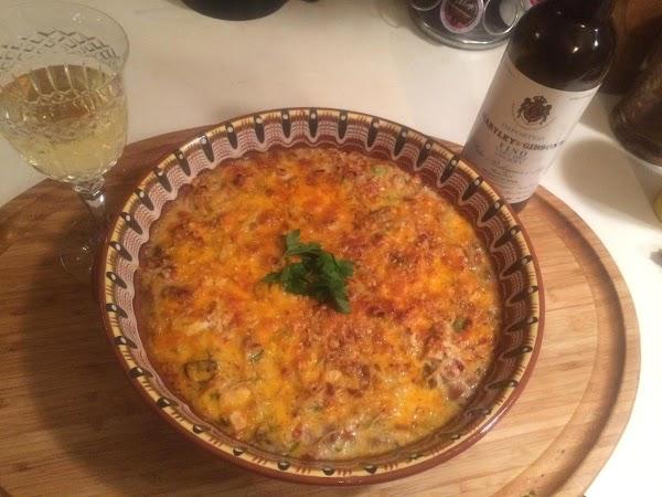 Fool Proof Exceptional Turkey Tetrazzini Recipe