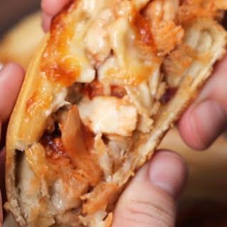 5. BBQ Chicken Calzone