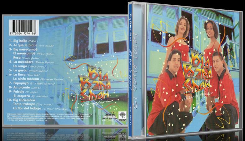 Big Band Show - El Baile Total (1998) [MP3 @320 Kbps]