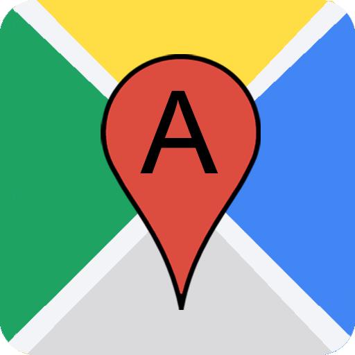 My Location: Save & Share, GPS Navigation Maps