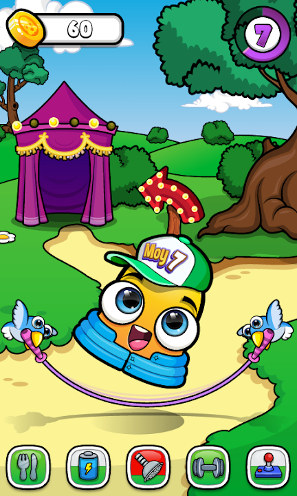 Download Moy 7 The Virtual Pet Game Free For Android Moy 7 The Virtual Pet Game Apk Download Steprimo Com