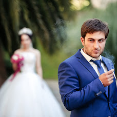 Wedding photographer Evgeniy Ufaev (Nazzi). Photo of 18.02.2016