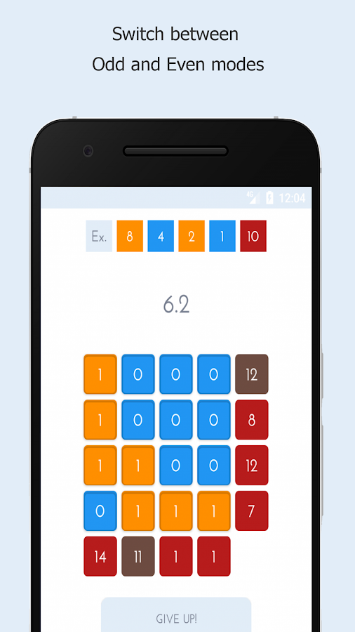 Binary Fun Lite Pro(Decimal)- screenshot