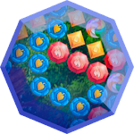 Bubble Gems - Relax Game Icon