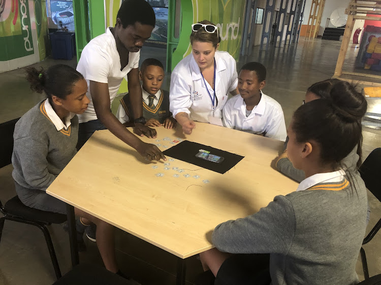 The Nelson Mandela Bay Science and Technology Centre in Uitenhage, together with the Nelson Mandela University, is introducing the basics of coding to pupils during Africa Code Week