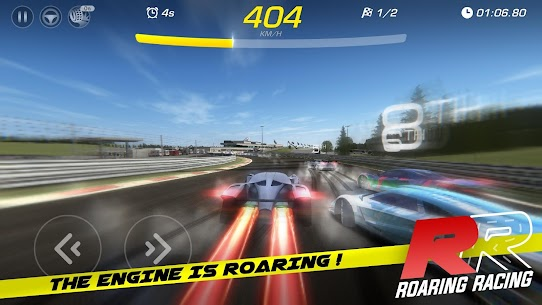 Roaring Racing MOD (Unlimited Rewards) 3