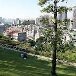 view from Monte Fort in Macau, , Macau SAR