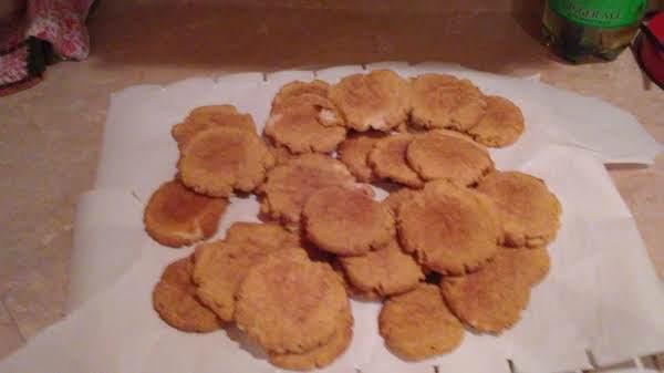 Pumpkin Cheesecake Snickerdoodles Recipe
