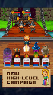 Knights of Pen & Paper 2 - náhled