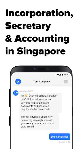 Osome: Accounting, Secretary & Incorporation 3.17.0 screenshots 1