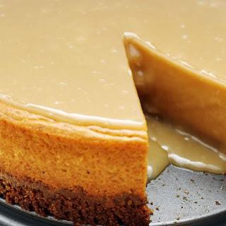 Gluten-Free Pumpkin Maple Cheesecake Recipe