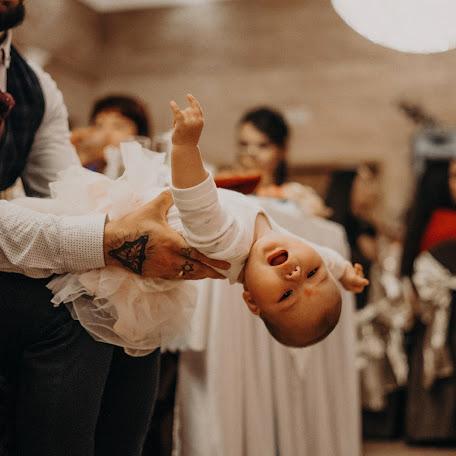 Wedding photographer Yana Smetana (yanasmietana). Photo of 09.02.2018