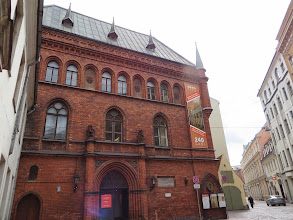 Photo: Museum of the History of Riga & Navigation (awkwardly named)