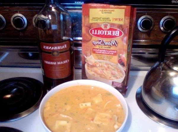 Seafood Bisque With Cream Sherry Recipe