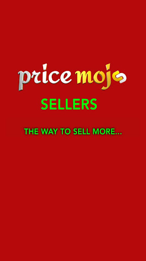 PriceMojo - Only For Sellers