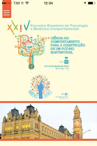 XXIV ENCONTRO ABPMC 2015