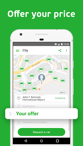 inDriver — Better than a taxi 3.21.3 screenshots 1