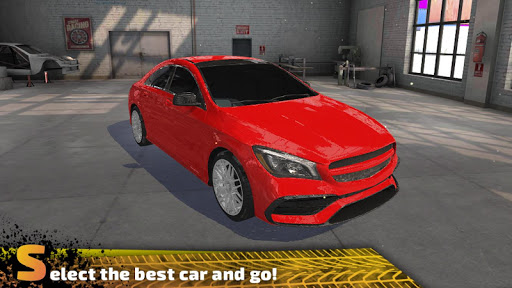 Cyber Sport Cars - Electric Free Ride 3D  screenshots 5